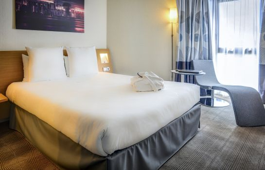 Junior Suite Novotel Paris Suresnes Longchamp