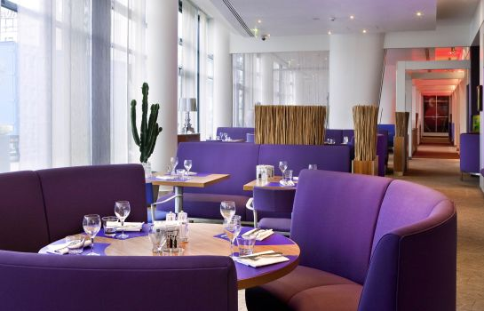 Restaurante Novotel Roissy-CDG Convention & Spa