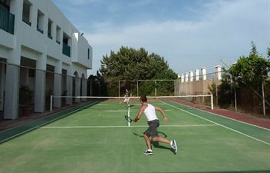 Tennisplatz Mastichari Bay Hotel