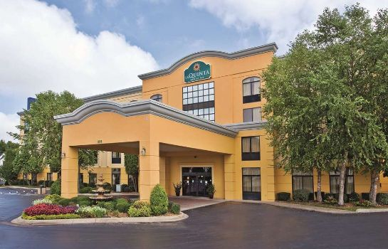 Vista exterior LA QUINTA INNS AND SUITES CLARKSVILLE