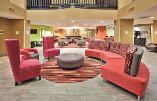 Hotelhalle LA QUINTA INNS AND SUITES CLARKSVILLE
