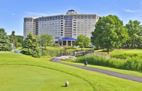Vista esterna Hilton Chicago-Oak Brook Hills Resort - Conference Center