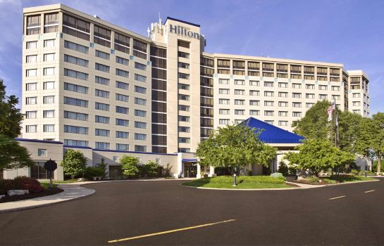 Widok zewnętrzny Hilton Chicago/Oak Brook Hills Resort & Conference Center