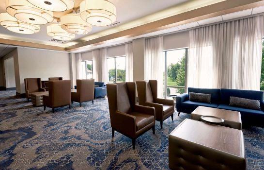 Hotel bar Hilton Chicago-Oak Brook Hills Resort - Conference Center