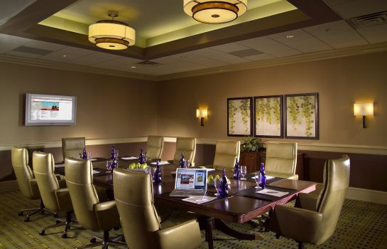 Sala konferencyjna Hilton Chicago-Oak Brook Hills Resort - Conference Center