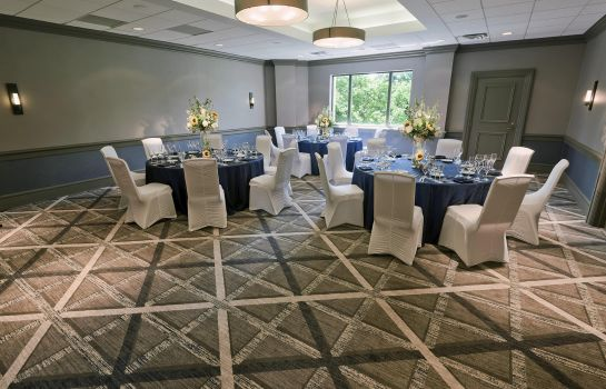 Sala konferencyjna Hilton Chicago/Oak Brook Hills Resort & Conference Center