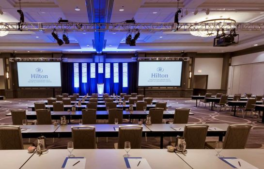 Sala congressi Hilton Chicago-Oak Brook Hills Resort - Conference Center