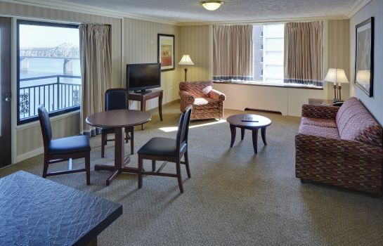 Suite A Trademark Coll Hotel Galt House Hotel