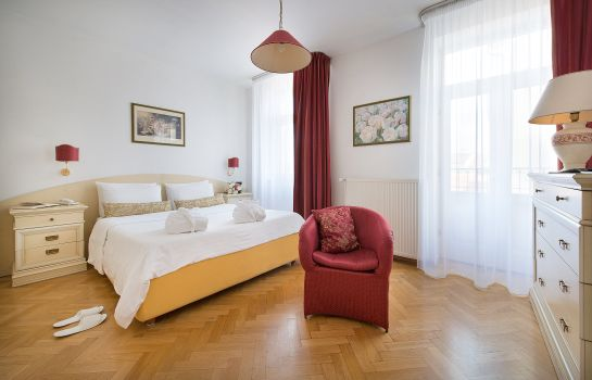 Double room (superior) Suite Home Prague