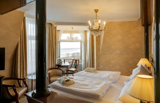 Suite Junior SEETELHOTEL Ahlbecker Hof