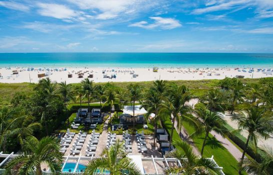 Vista esterna Hilton Bentley Miami-South Beach