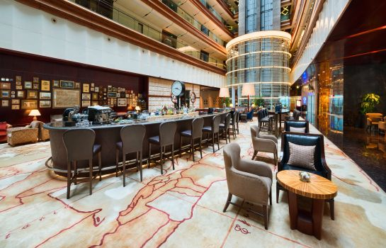 Hotel-Bar Crowne Plaza SUZHOU