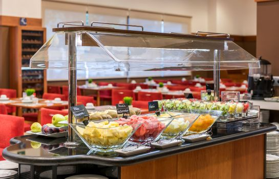 Ontbijtbuffet Valencia Oceanic Managed by Melia Hotels International