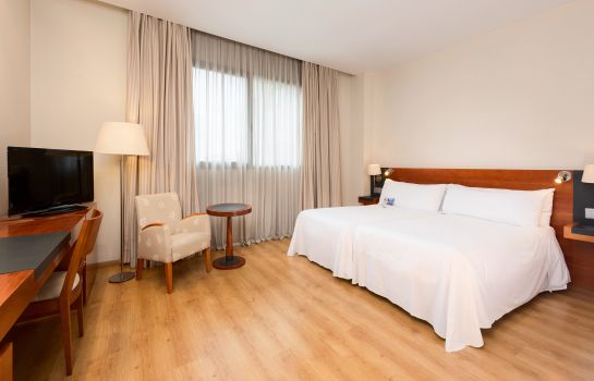 Chambre double (standard) Valencia Oceanic Managed by Melia Hotels International
