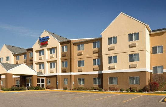 Exterior view Fairfield Inn & Suites South Bend Mishawaka