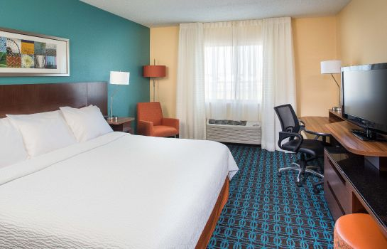 Room Fairfield Inn & Suites South Bend Mishawaka