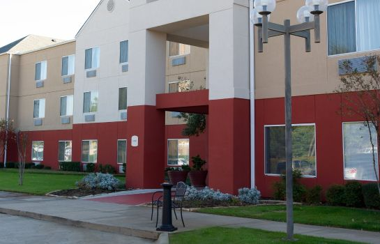 Exterior view Fairfield Inn & Suites Arlington Near Six Flags