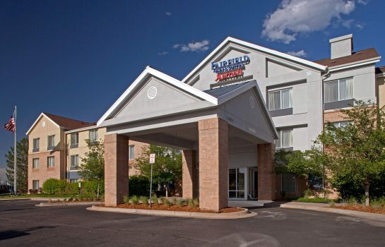 Vista exterior Fairfield Inn & Suites Denver Aurora/Medical Center