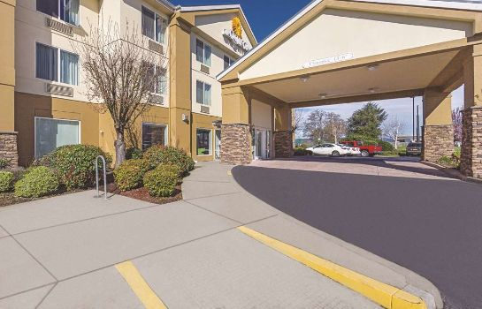 Buitenaanzicht La Quinta Inn & Suites Central Point-Medford