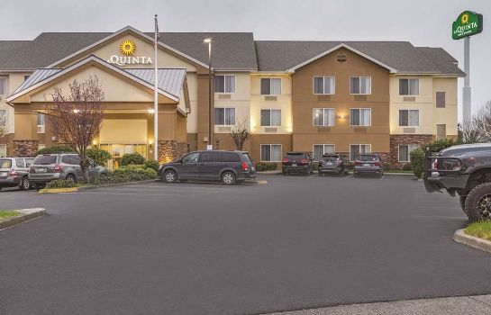 Buitenaanzicht La Quinta Inn Ste Central Point - Medford