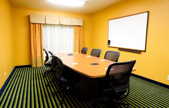 Conference room Fairfield Inn & Suites Arlington Near Six Flags