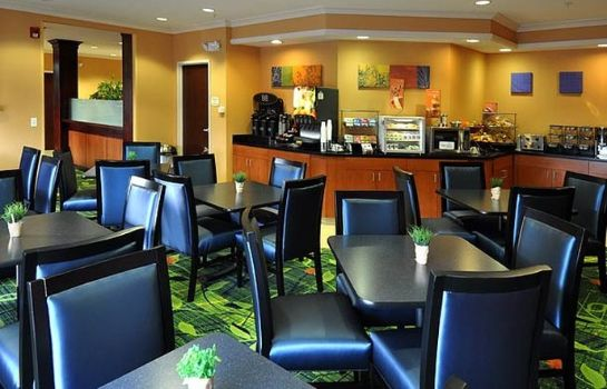 Restaurant Fairfield Inn & Suites Denver Aurora/Medical Center