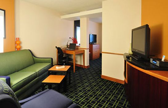 Suite Fairfield Inn & Suites Denver Aurora/Medical Center