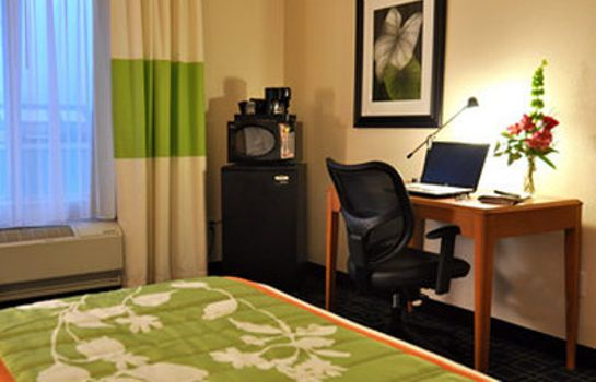 Habitación Fairfield Inn & Suites Denver Aurora/Medical Center