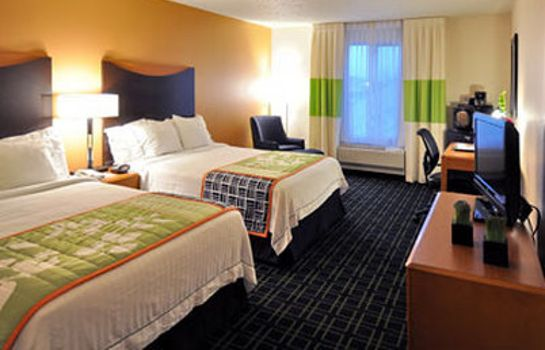 Zimmer Fairfield Inn & Suites Denver Aurora/Medical Center