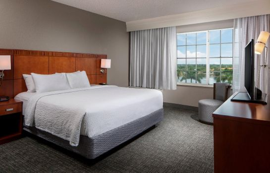 Suite Courtyard Fort Lauderdale Airport & Cruise Port