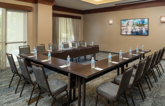 Conference room Courtyard Fort Lauderdale Airport & Cruise Port
