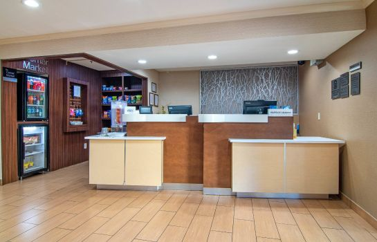 Hotelhalle Fairfield Inn Macon West