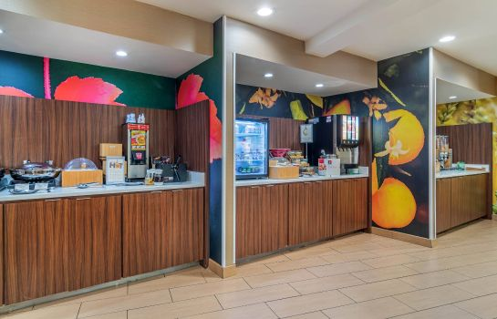 Restaurant Fairfield Inn Macon West