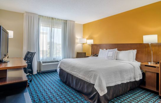 Zimmer Fairfield Inn Macon West