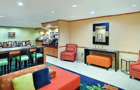 Hotelhalle Fairfield Inn & Suites Tampa North