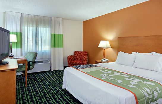 Zimmer Fairfield Inn & Suites Tampa North