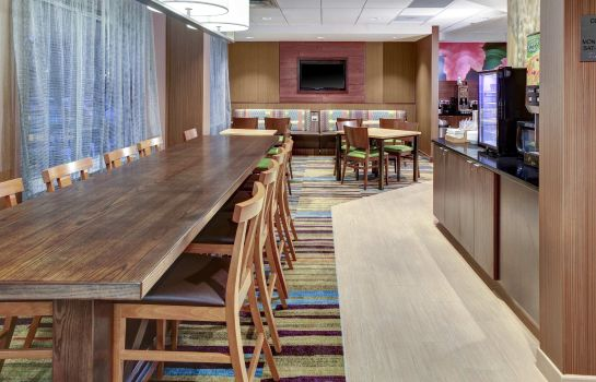 Restaurant Fairfield Inn & Suites Atlanta Alpharetta