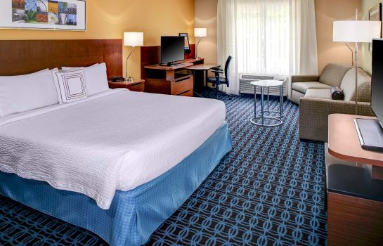 Zimmer Fairfield Inn & Suites Atlanta Alpharetta
