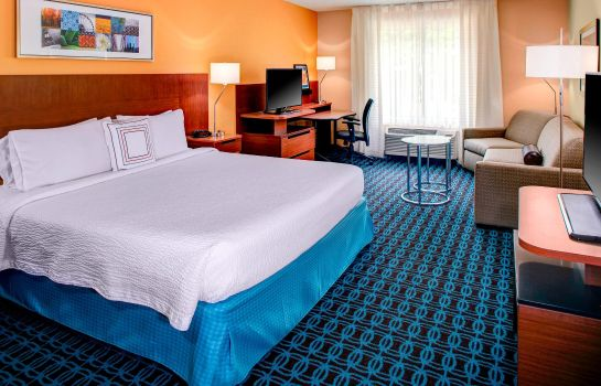 Room Fairfield Inn & Suites Atlanta Alpharetta