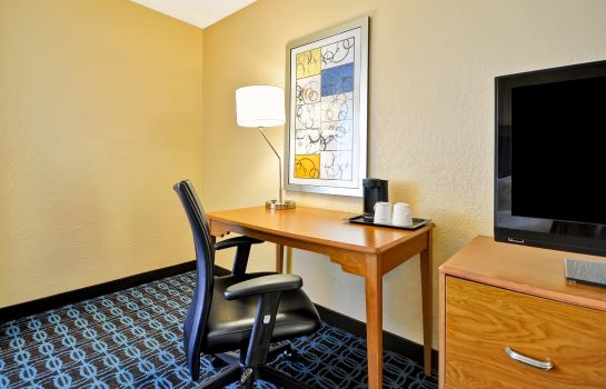 Zimmer Fairfield Inn & Suites Atlanta Vinings