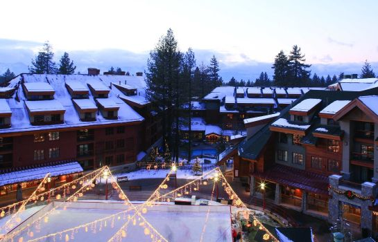 Außenansicht Grand Residences by Marriott Tahoe - 1 to 3 bedrooms & Pent.