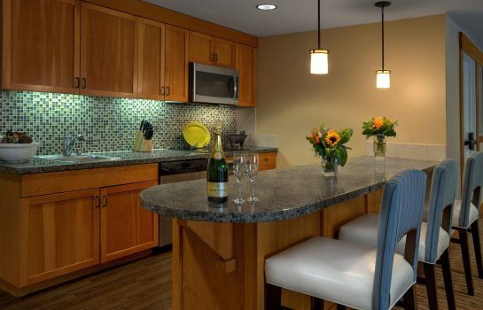 Hotel-Bar Grand Residences by Marriott Tahoe - 1 to 3 bedrooms & Pent.