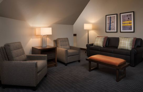 Hol hotelowy Grand Residences by Marriott Tahoe - 1 to 3 bedrooms & Pent.