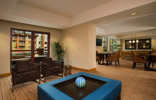Sala konferencyjna Grand Residences by Marriott Tahoe - 1 to 3 bedrooms & Pent.