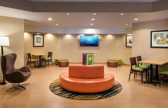Hotelhalle Fairfield Inn Anaheim Resort