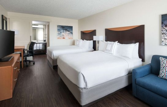Zimmer Fairfield Inn Anaheim Resort