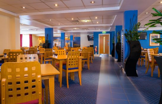 Restaurant Holiday Inn Express ABERDEEN CITY CENTRE