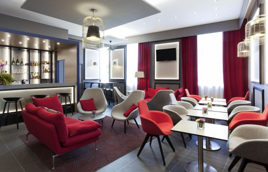Hotel bar Novotel Paris 17