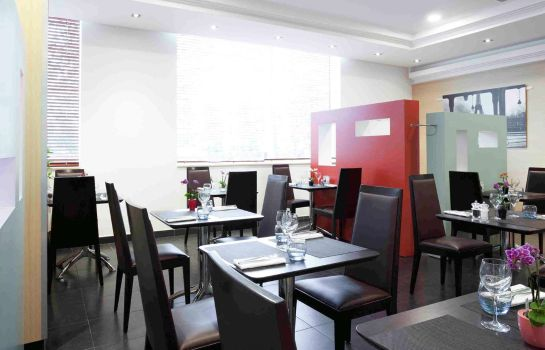 Restaurant Novotel Paris 17