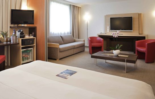 Suite Novotel Paris 17